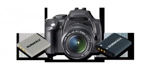 Fényképezőgép akkumulátor 1.kép