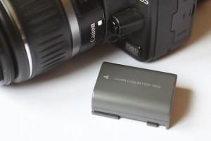 Fényképezőgép akkumulátor 2.kép